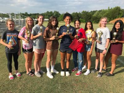 Wildcats honor top girls soccer players