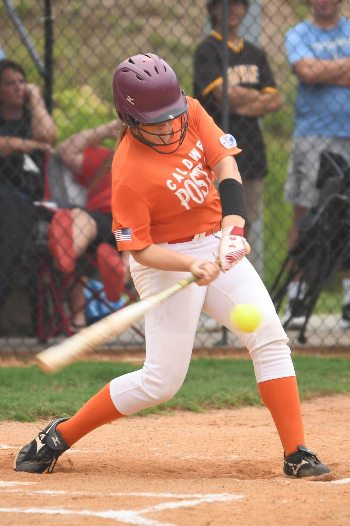 Post 392 ousted from playoffs