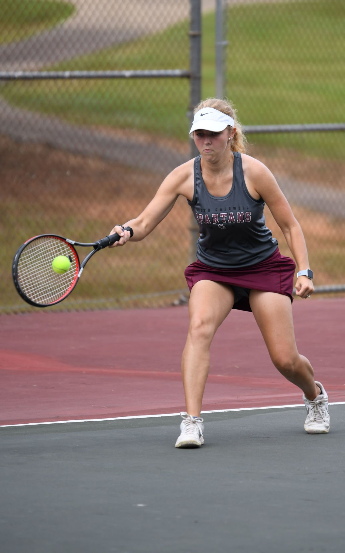 Another close finish: Panthers top Spartans with mid-match run