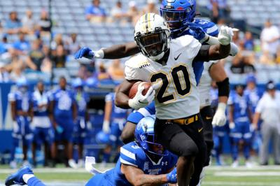 App State starts tough two-game stretch at Louisiana
