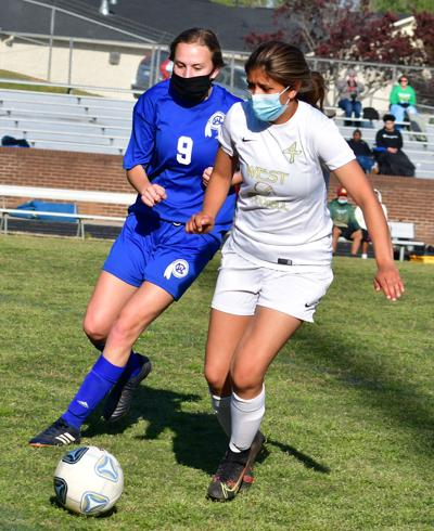 West Iredell tops West Caldwell