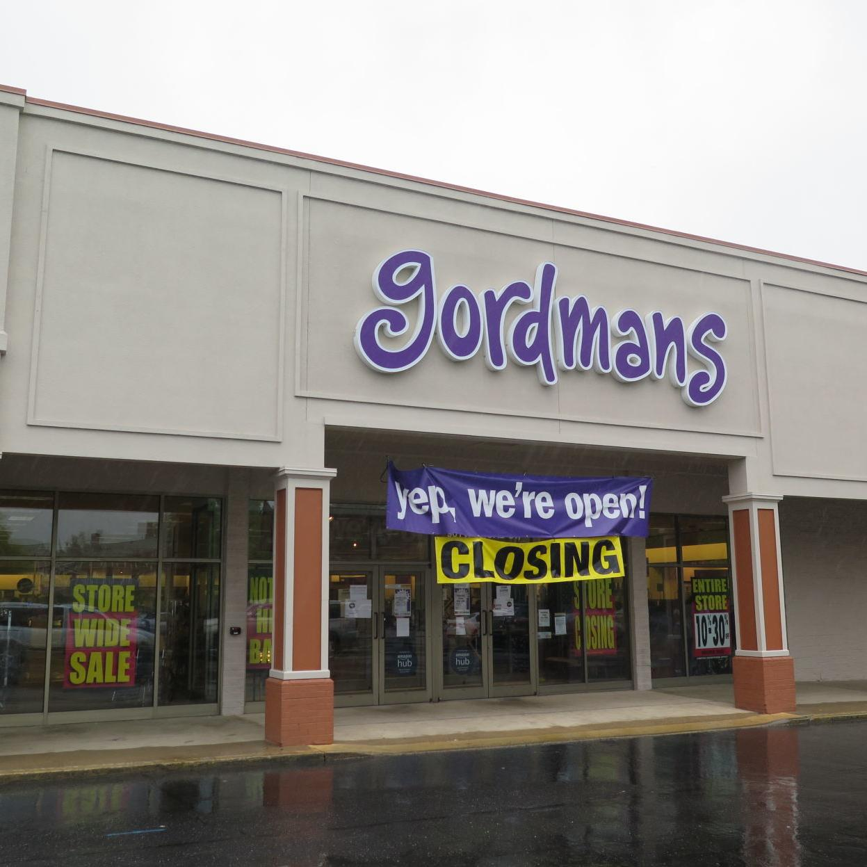 Waynesboro Gordmans Reopened Friday Advertising A Closing Sale Local News Newsvirginian Com