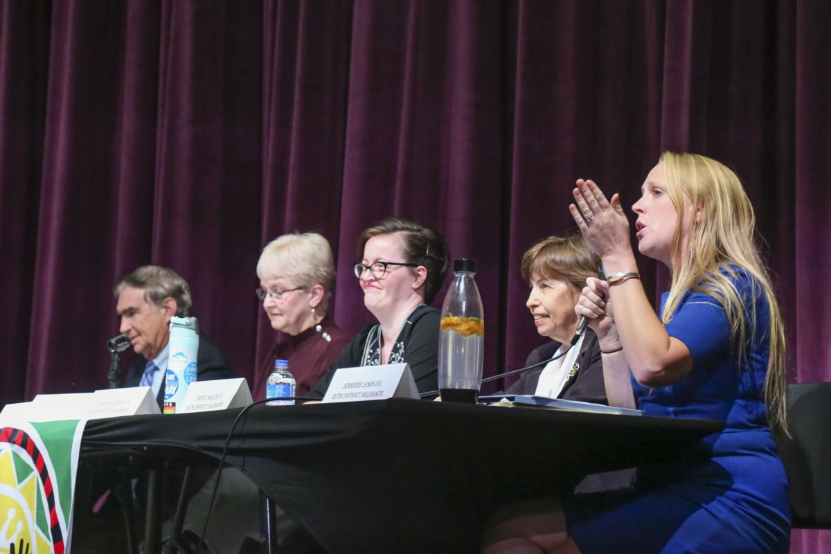 Statewide candidates asked about black issues in Waynesboro