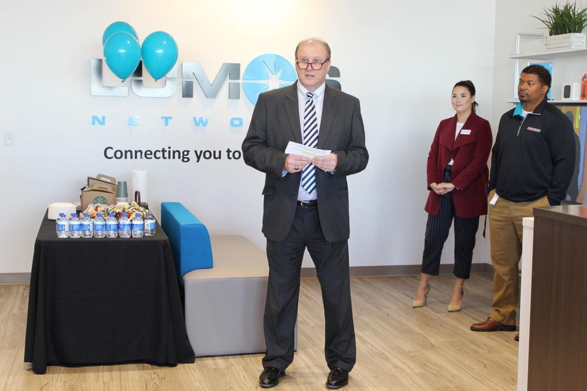 Lumos Networks opening