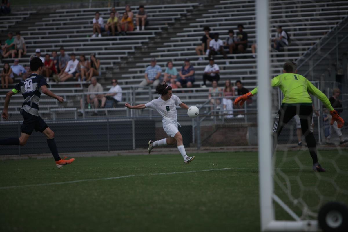 Staunton Wilson soccer