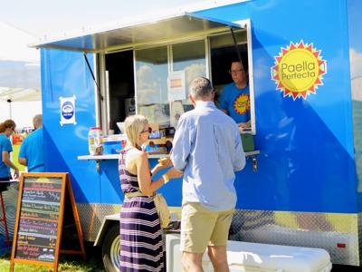 2018 Virginia Food Truck Battle file photo