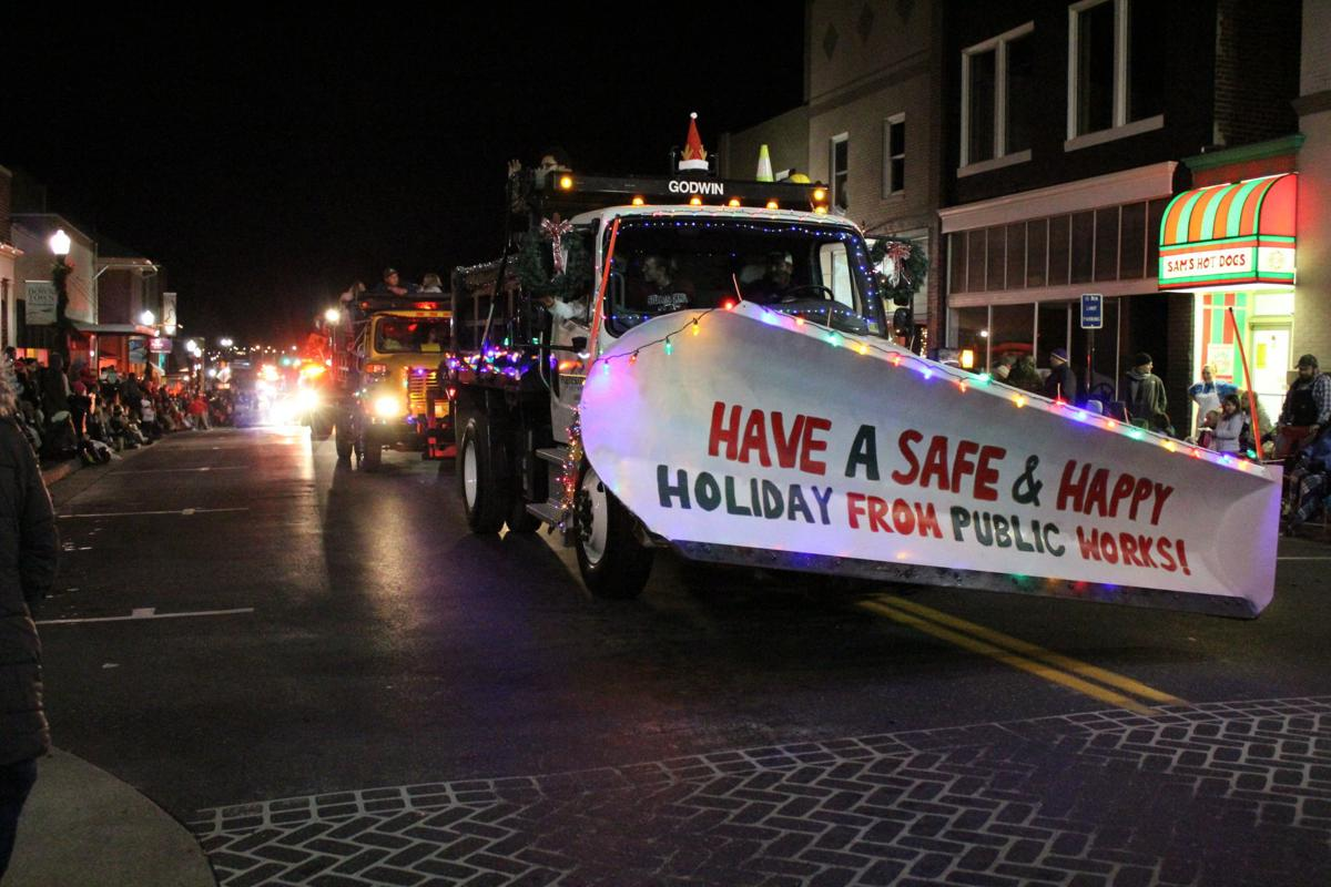 Waynesboro Christmas Parade (copy)