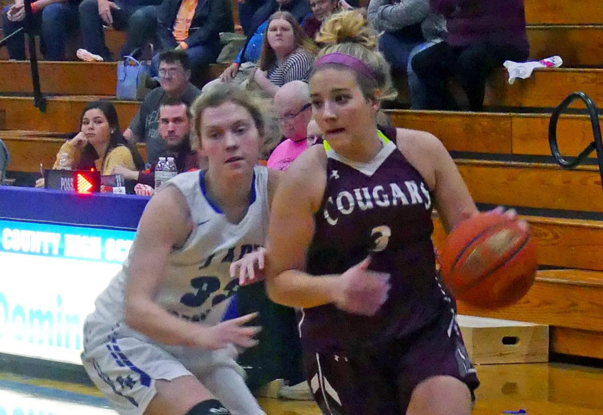 Stuarts Draft girls basketball