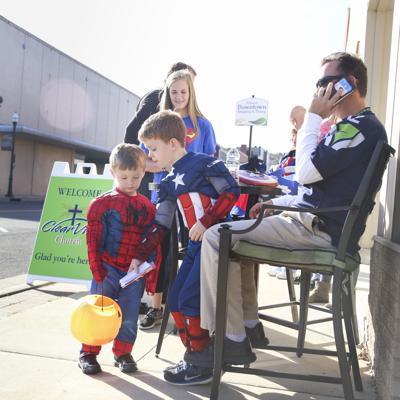 A haunted Halloween in downtown Waynesboro (copy)