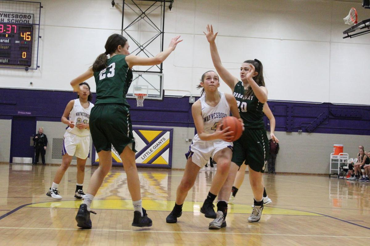 Waynesboro girls basketball (copy)