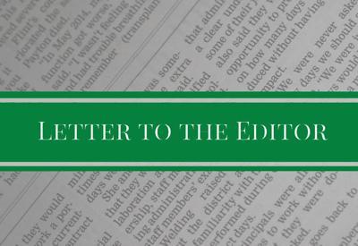 WAYNESBORO GENERIC - LETTER TO EDITOR