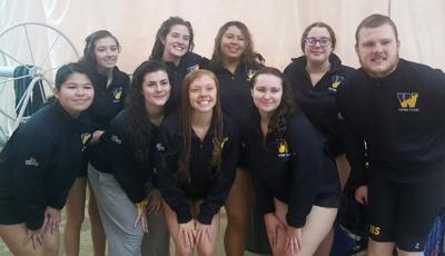 Waynesboro swim team