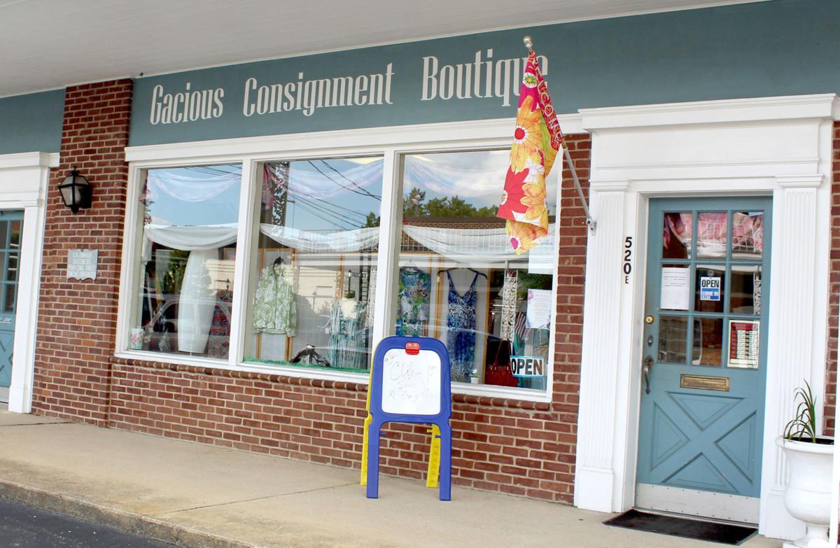 Waynesboro's Gacious Consignment closing