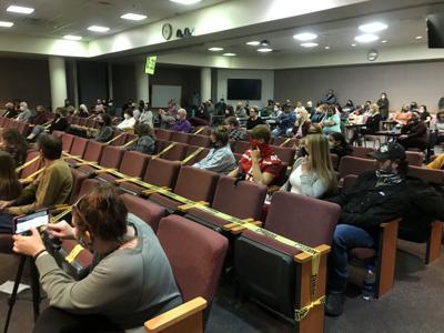 Augusta County School Board March meeting