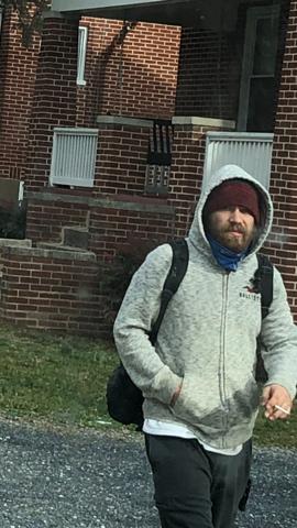 Staunton Larceny suspect