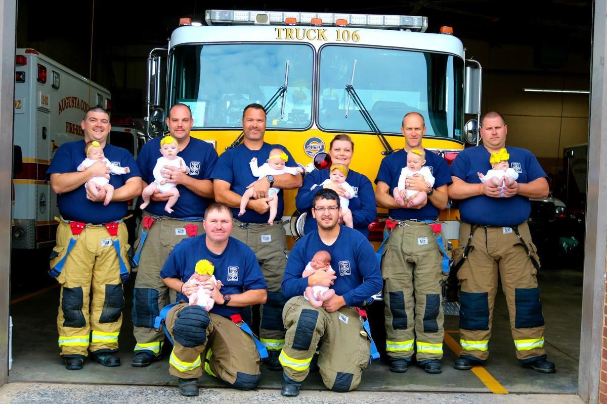 Firefighter babies