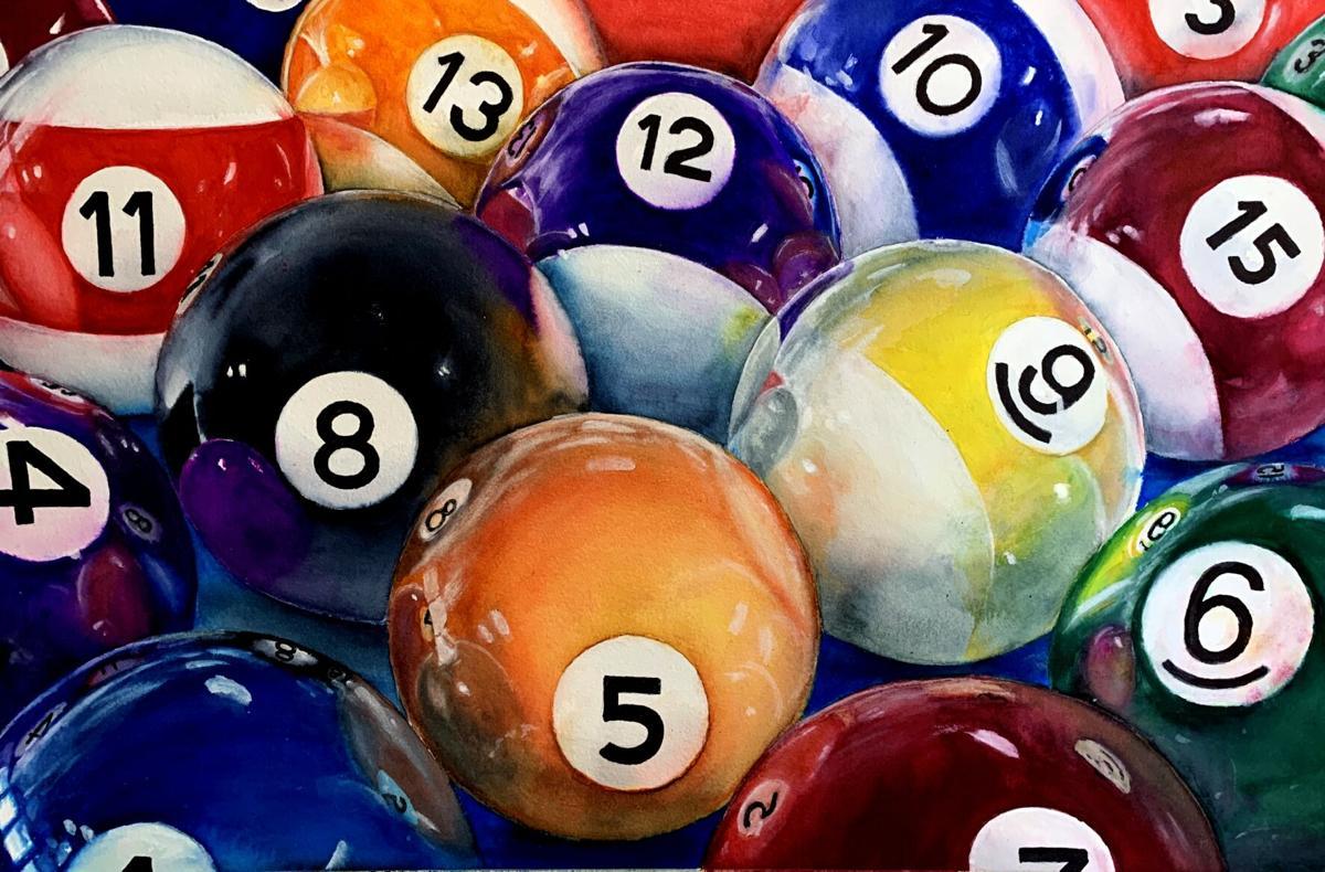 Don Whitson - 8 Ball