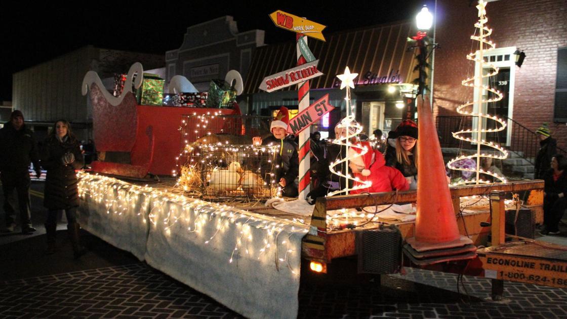 Waynesboro Christmas Parade 2021 Waynesboro Cancels Reverse Christmas Parade Local News Newsvirginian Com