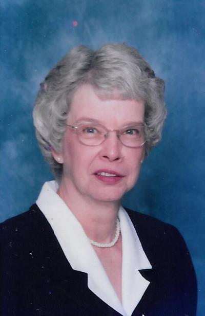 Curd, Mary Frances Harouff