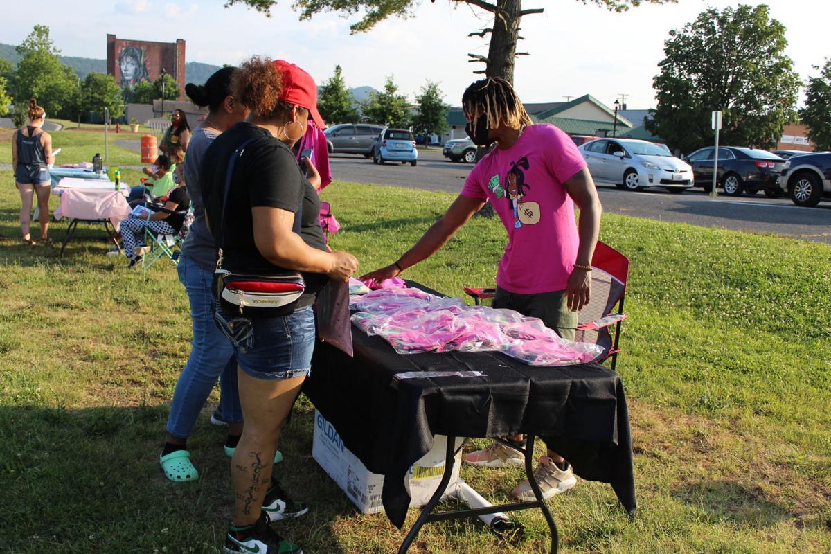 Waynesboro Black Out Tuesday event