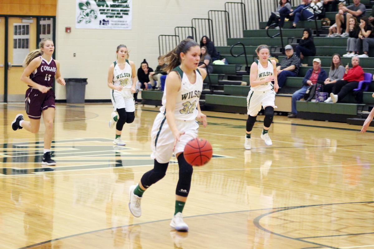 Wilson girls basketball