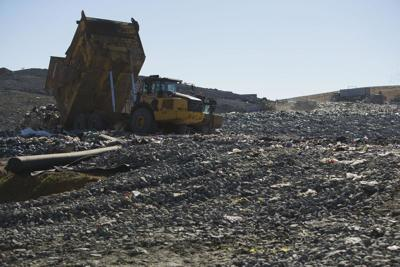 PHOTO: King George landfill