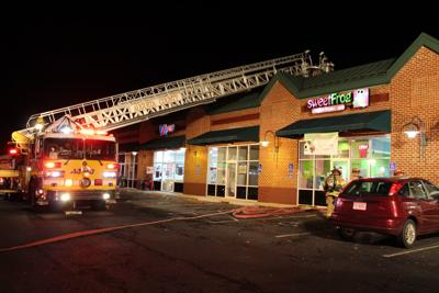 Sweetfrog Fire