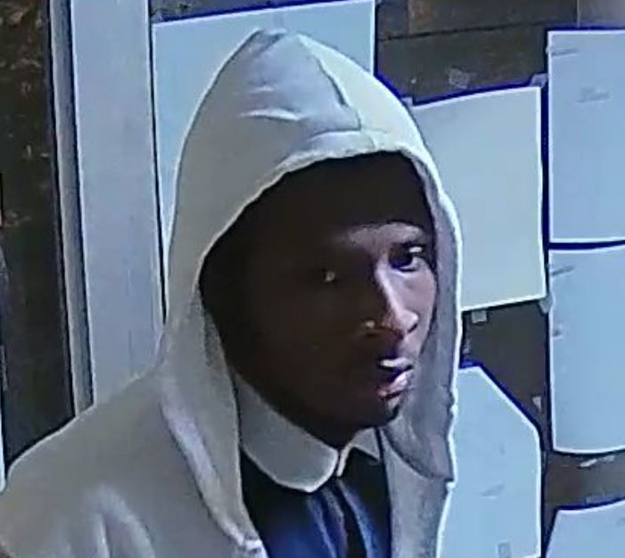 Suspect in MBU robbery