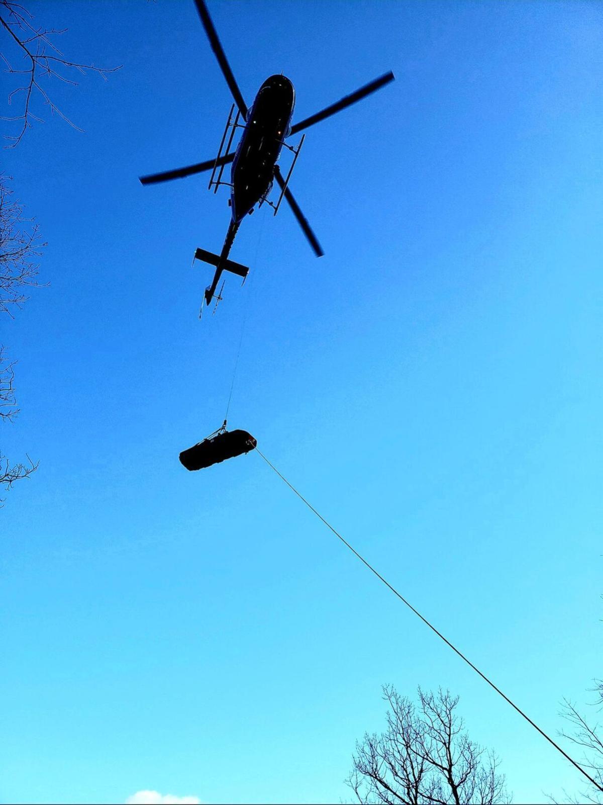 Virginia Division 3 Technical Rescue Team