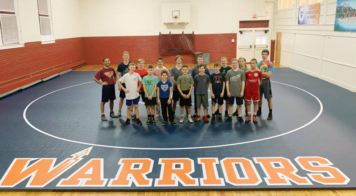 Grace Christian School wrestling