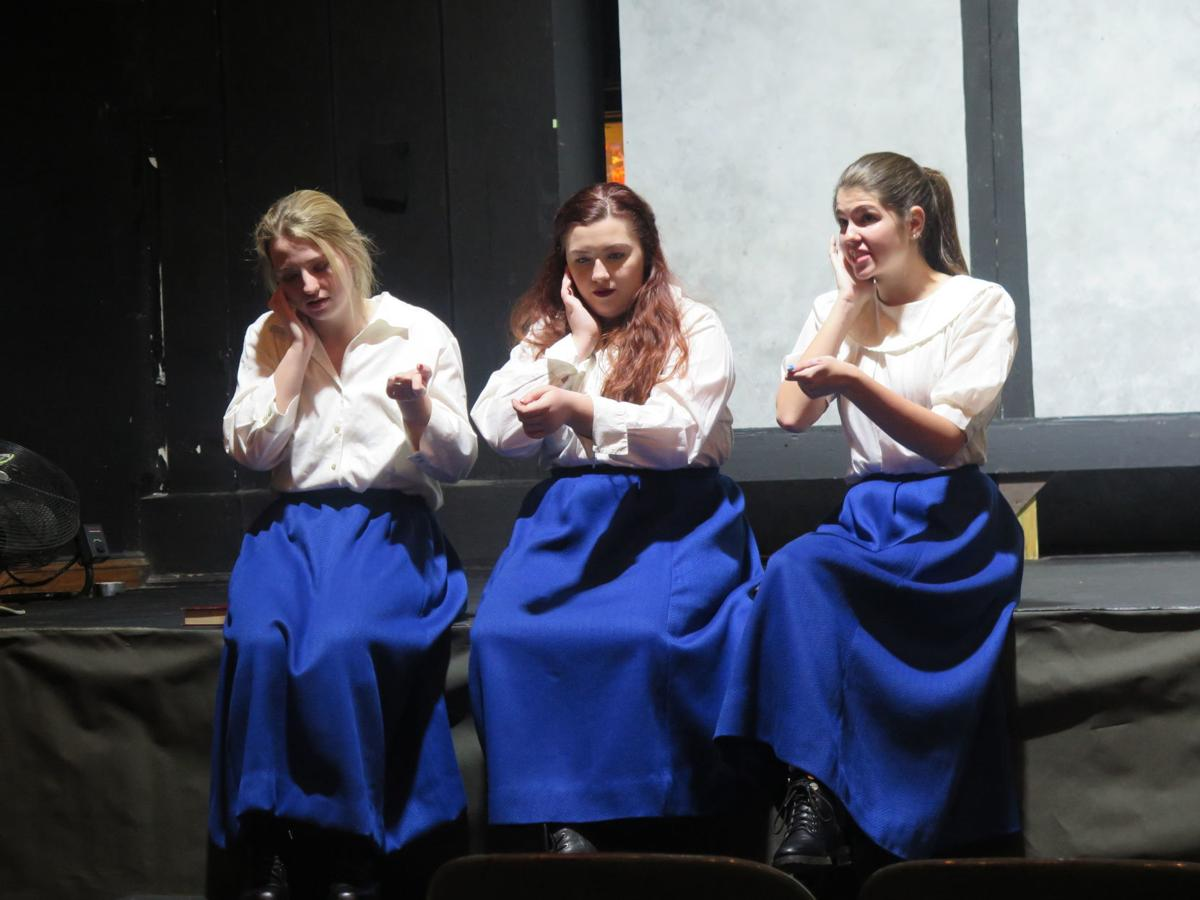 The untold story of women in World War I comes to Staunton stage
