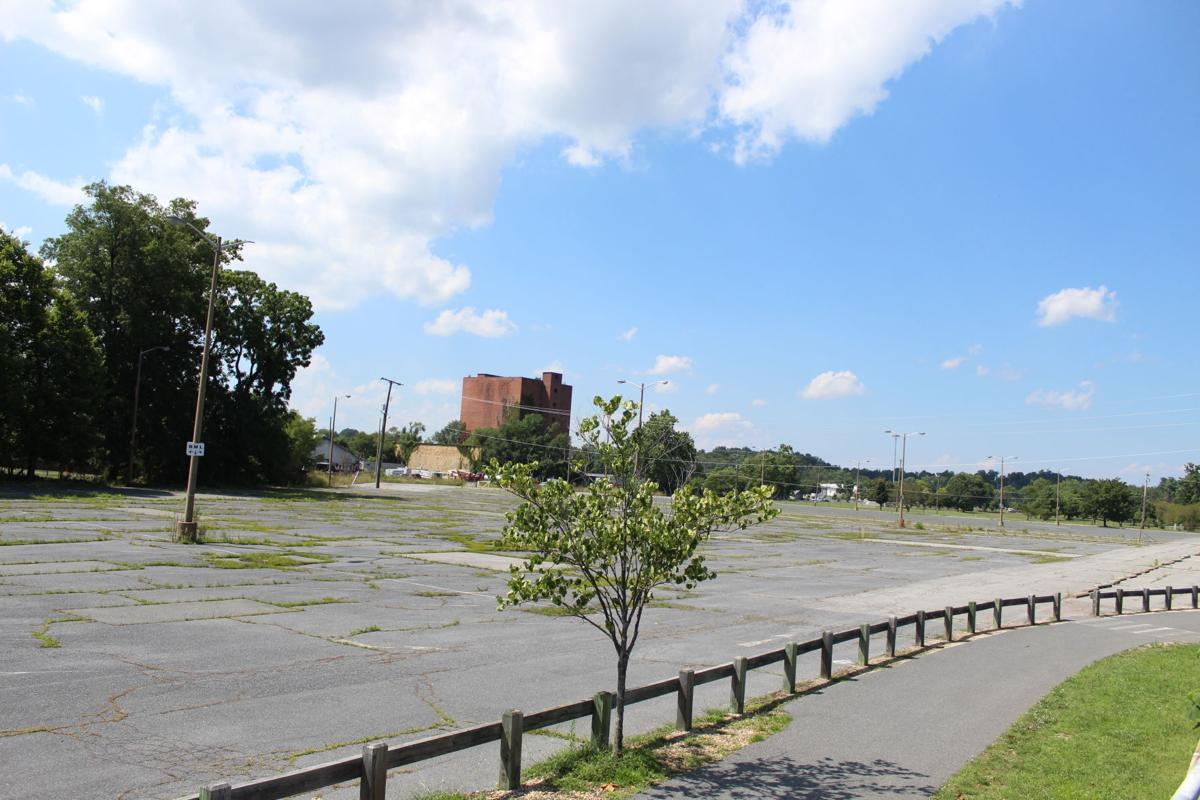 Waynesboro Invista Parking Lot