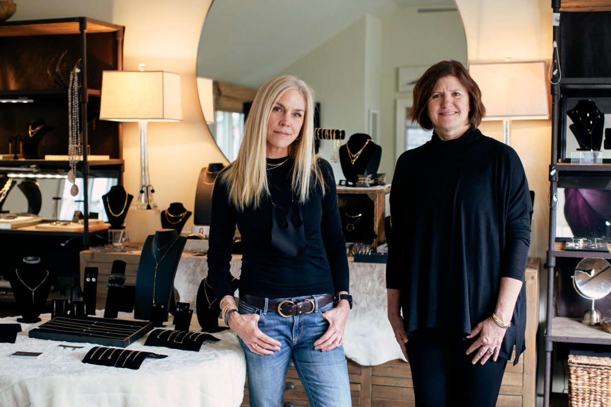 Master Makers: Suzanne Crook and Carolyn Greenfield, Carden Avenue