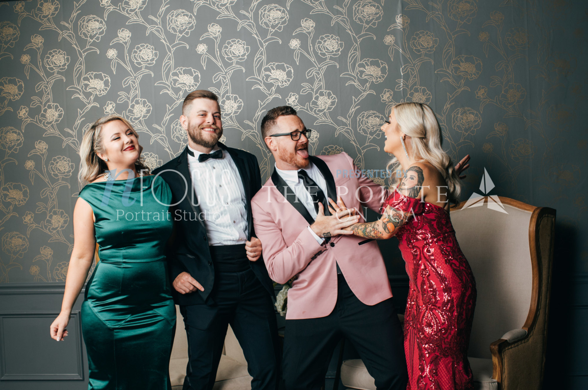 Heritage Ball 2019 Portraits