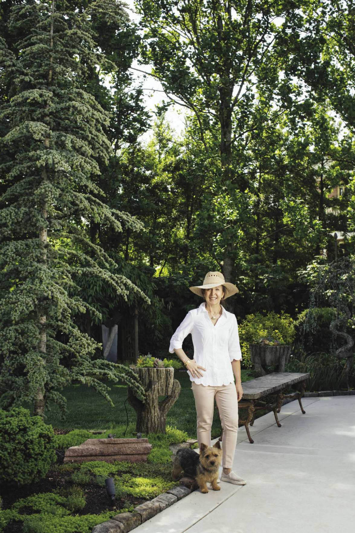 Outdoor Living: The Secret Garden
