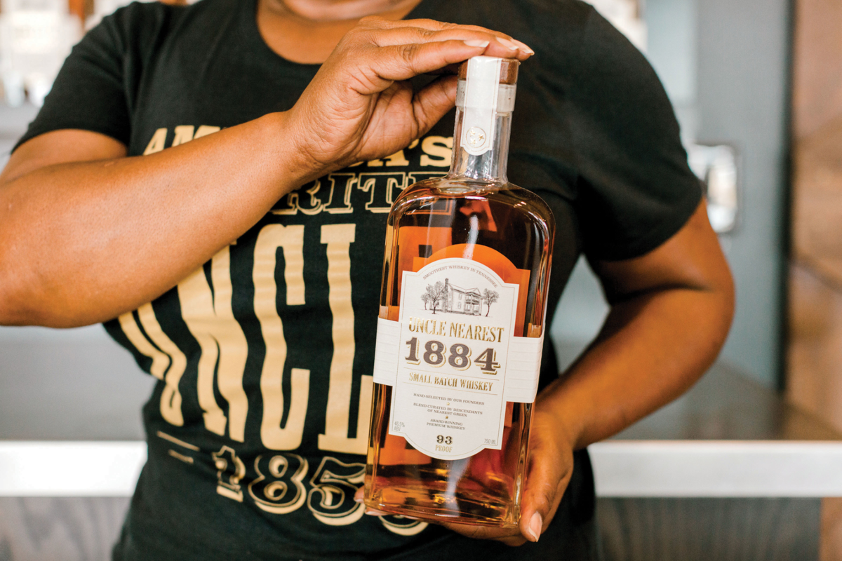 Master Makers: Victoria Eady Butler, Uncle Nearest Premium Whiskey
