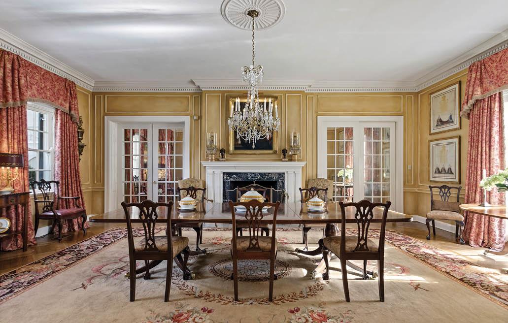 Homes of Distinction: 610 Belle Meade Blvd.