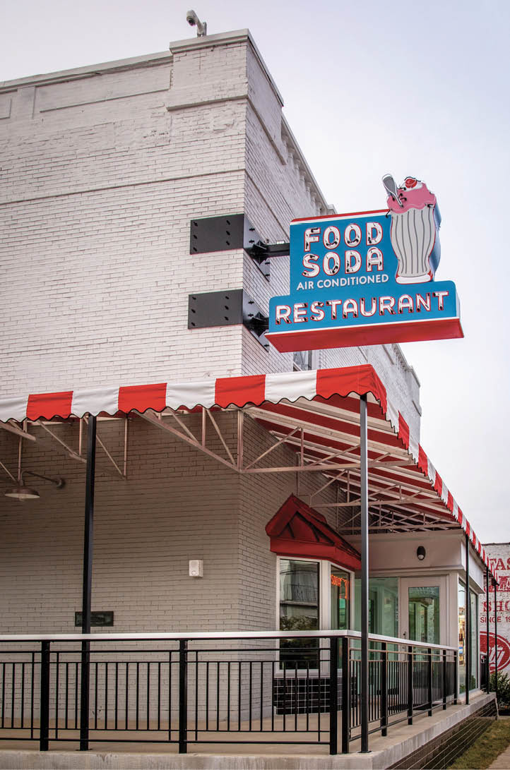 Step Inside: Elliston Place Soda Shop
