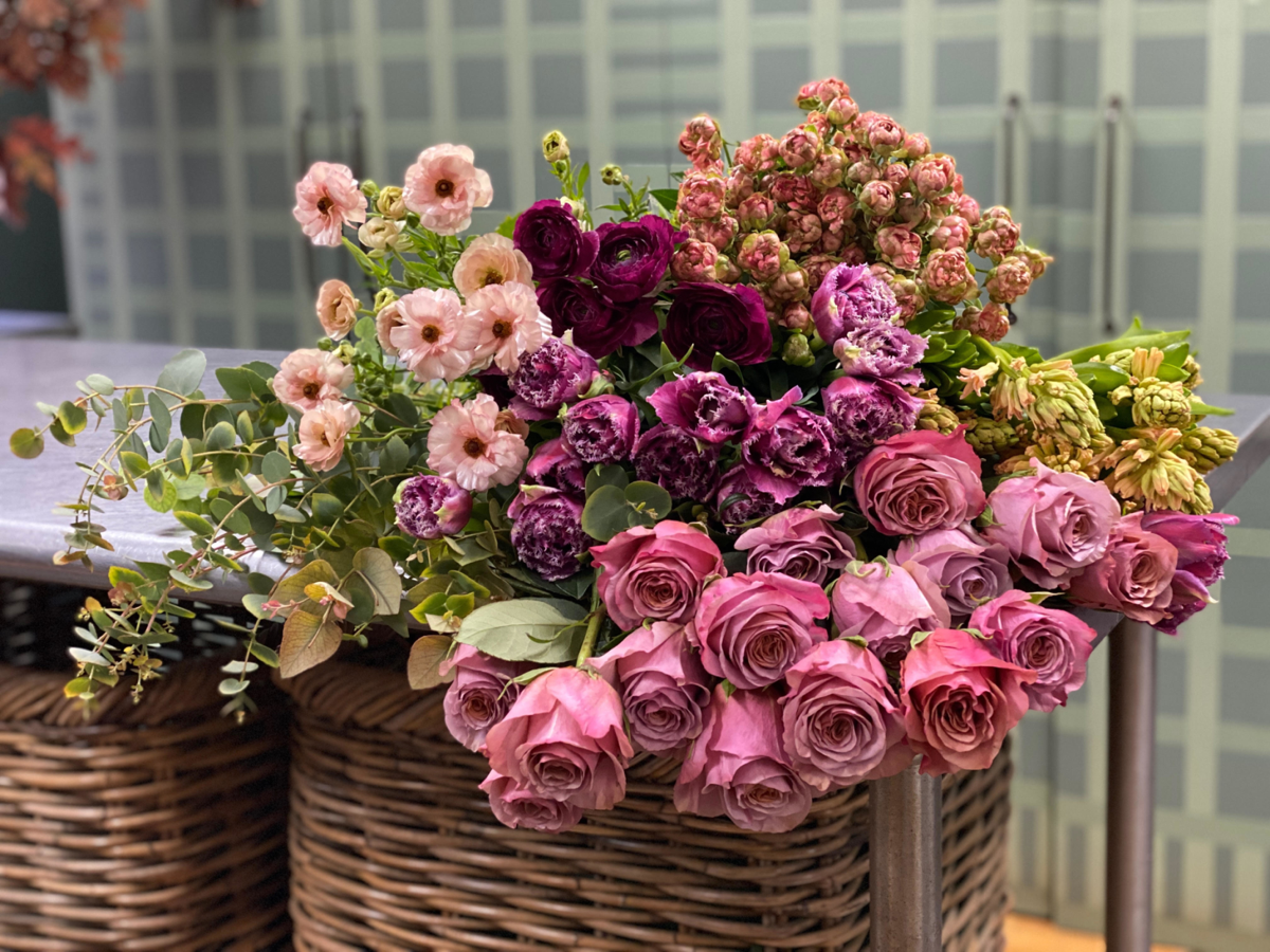 Lewis Miller's Flower Flash Boxes Raise Funds for Antiques and Garden Show