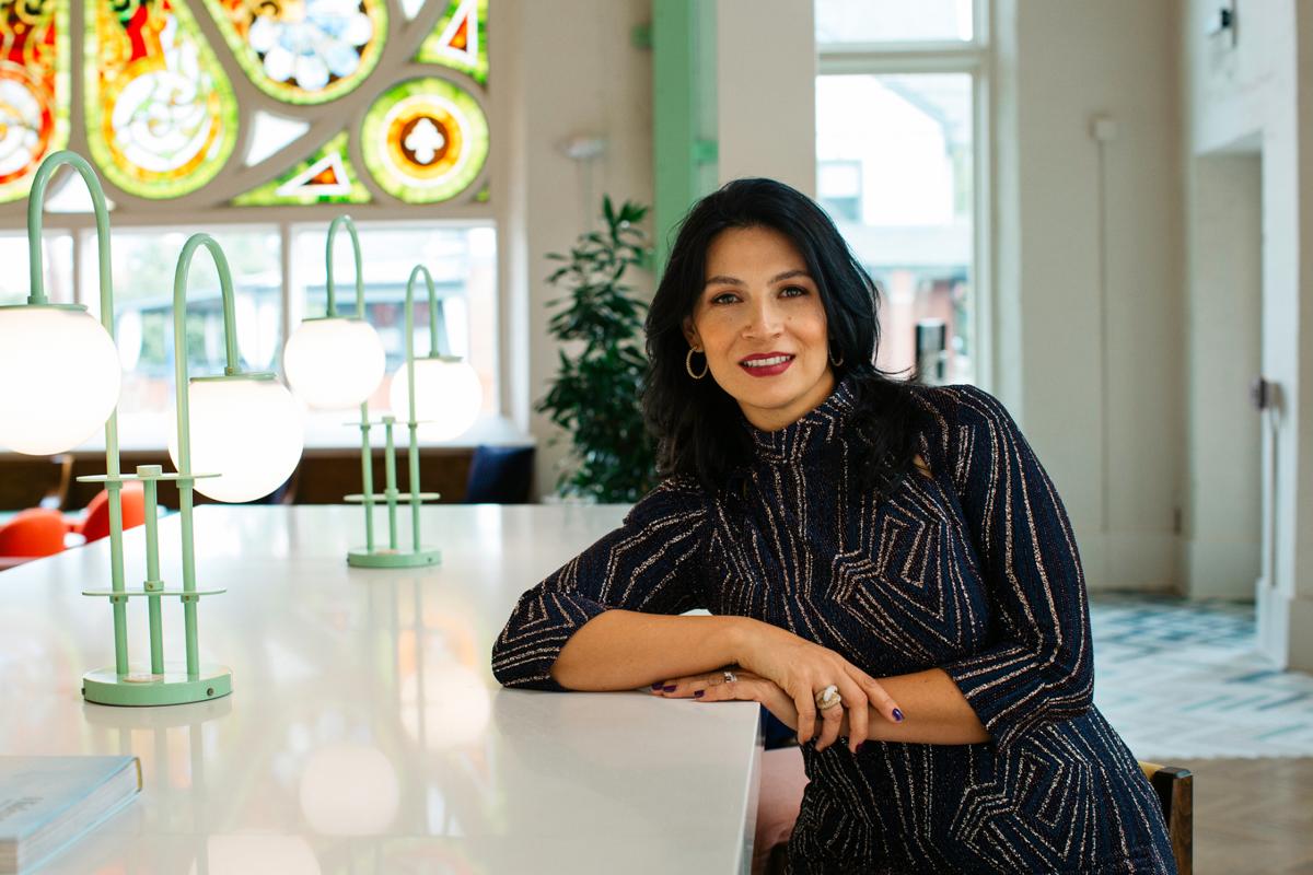 Model Behavior: Martha Silva