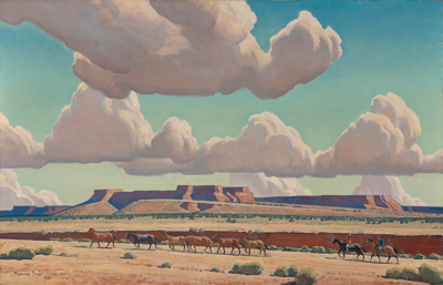 Creating the American West in Art Rides Into the Frist This March