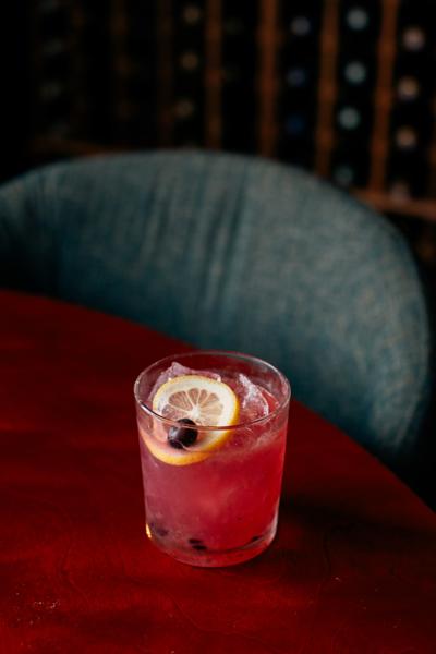 Summer Cocktails: 360 Bistro's Blue Belle Lemonade Recipe