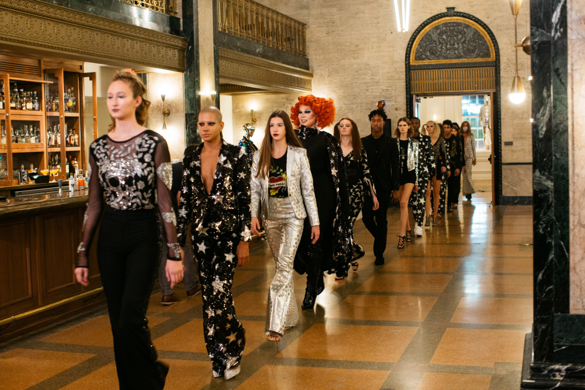 Fashion and Safety Take to the Runway for Any Old Iron Fashion Show