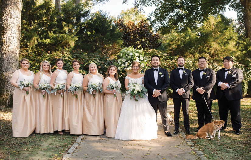 Taking Vows: Saint-Sung