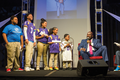 Q-and-A With Shaquille O'Neal