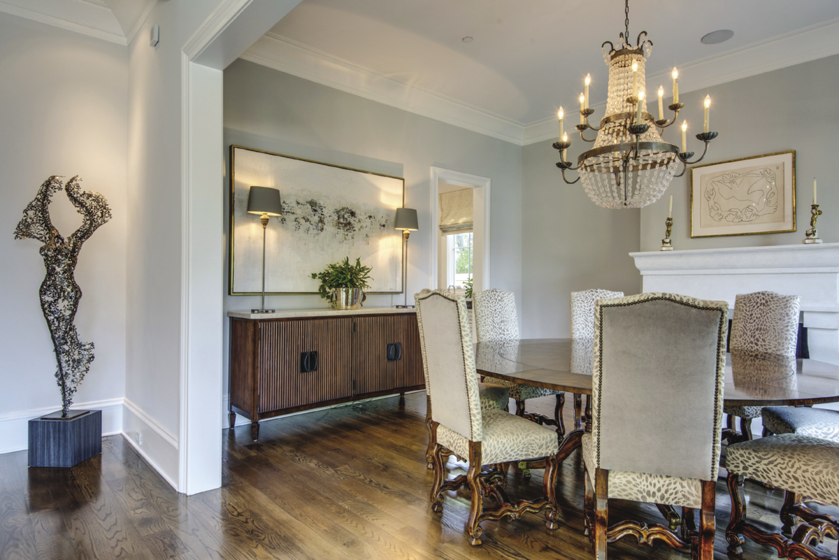 Interiors: A Joint Effort in Historic Richland-West End