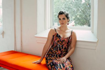 Model Behavior: Sara Morgan