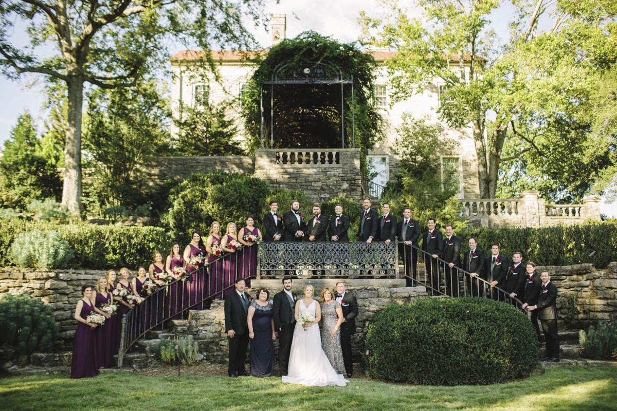 Taking Vows: DeMoss and Janaitis