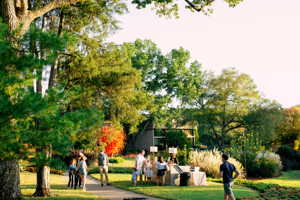 Cheekwood Celebrates Autumn at Fall for Chihuly