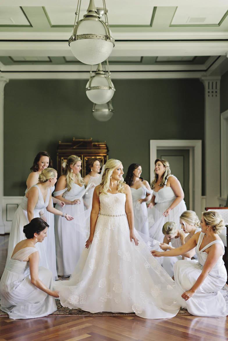 Taking Vows: Steakley and Lund
